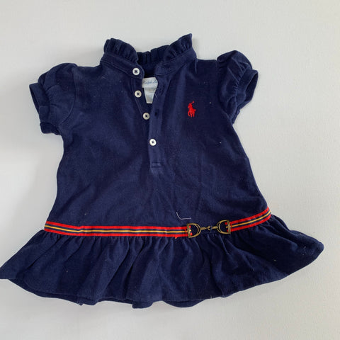 Ralph Lauren Dress - Size 3 months