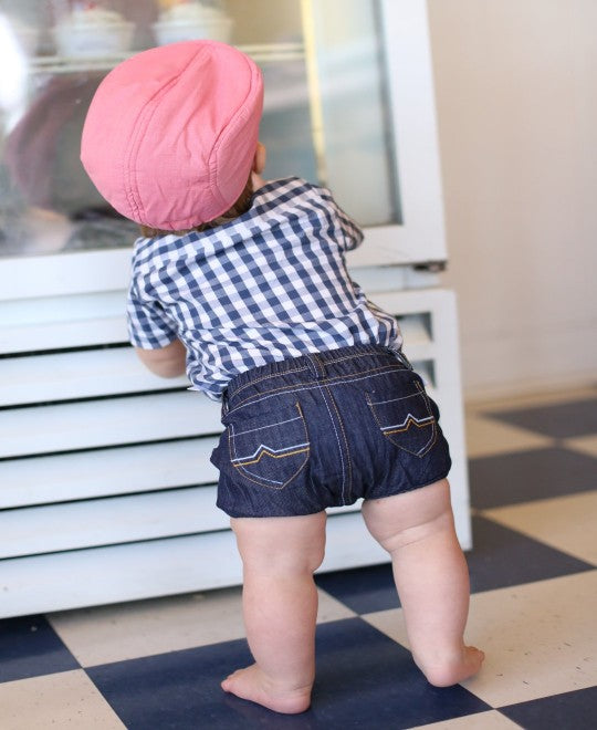 Denim Bloomers Only 1 Left