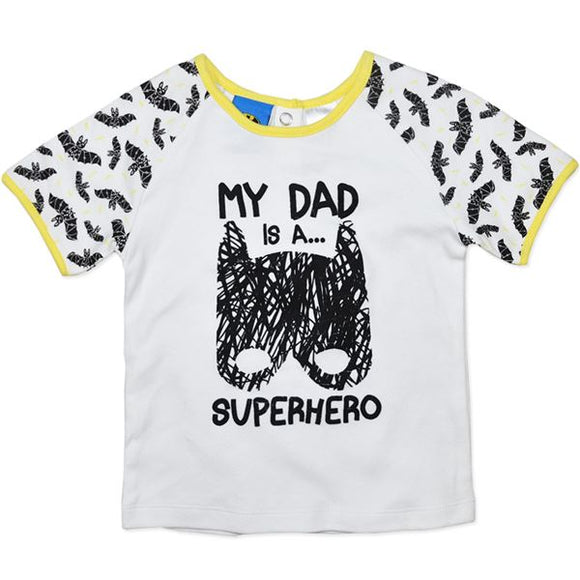Batman - My Dad is a Superhero T-Shirt