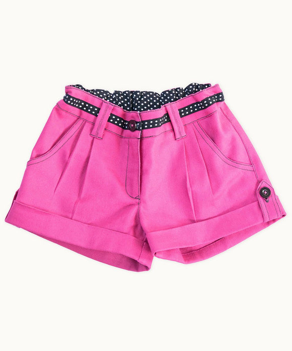 Handy Blush Shorts (Sizes 8-14) - Only 1 Left