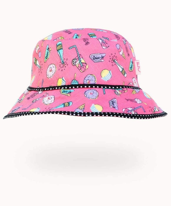 Candy Time Cotton Sunhat