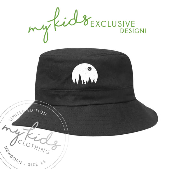 Limited Edition - Nature by Moonlight Bucket Hat