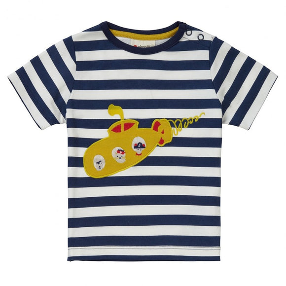 Submarine Applique T-Shirt Only 1 Left!