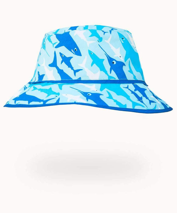Sharks Cotton Sunhat