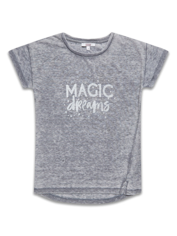 Grey Magic Dreams T-Shirt