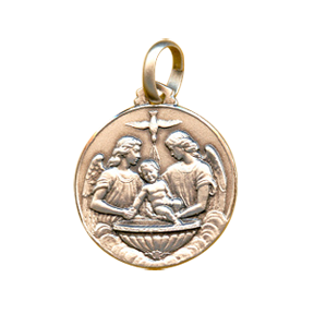The Baptism Medal