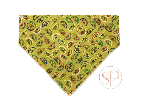 Lime Time Bandana