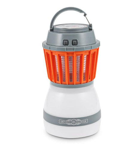 2 in 1 Portable Solar Lamp & Mosquito Killer
