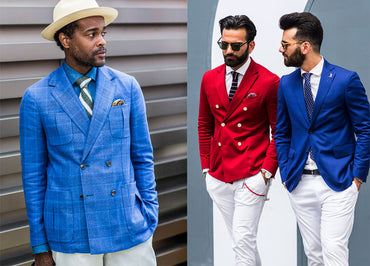 A man's guide to race day style