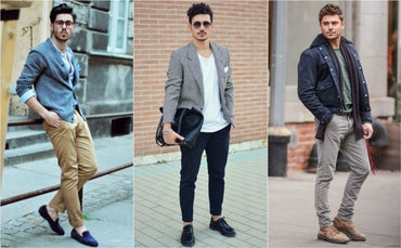 DRESS CODES: SMART CASUAL