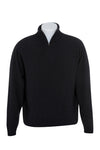 NATIVE WORLD LIGHTWEIGHT HALF ZIP SWEATER - JUDDS=MEN