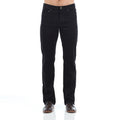 RIDERS STRAIGHT MOLESKIN STRETCH BLACK - JUDDS=MEN