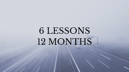 DULO Origins #87 - 6 lessons from the last 12 months