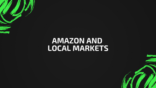 DULO Origins #79 - Amazon EU and local markets