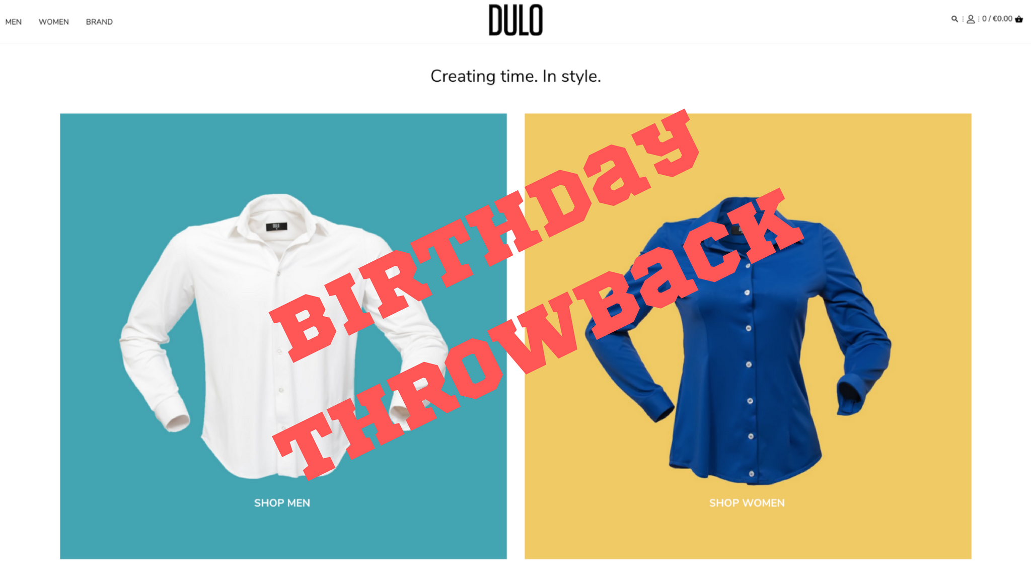 Origins #85 - DULO's First Birthday
