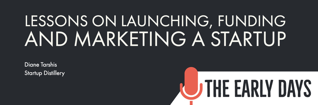 Lessons on launching, funding and marketing a startup