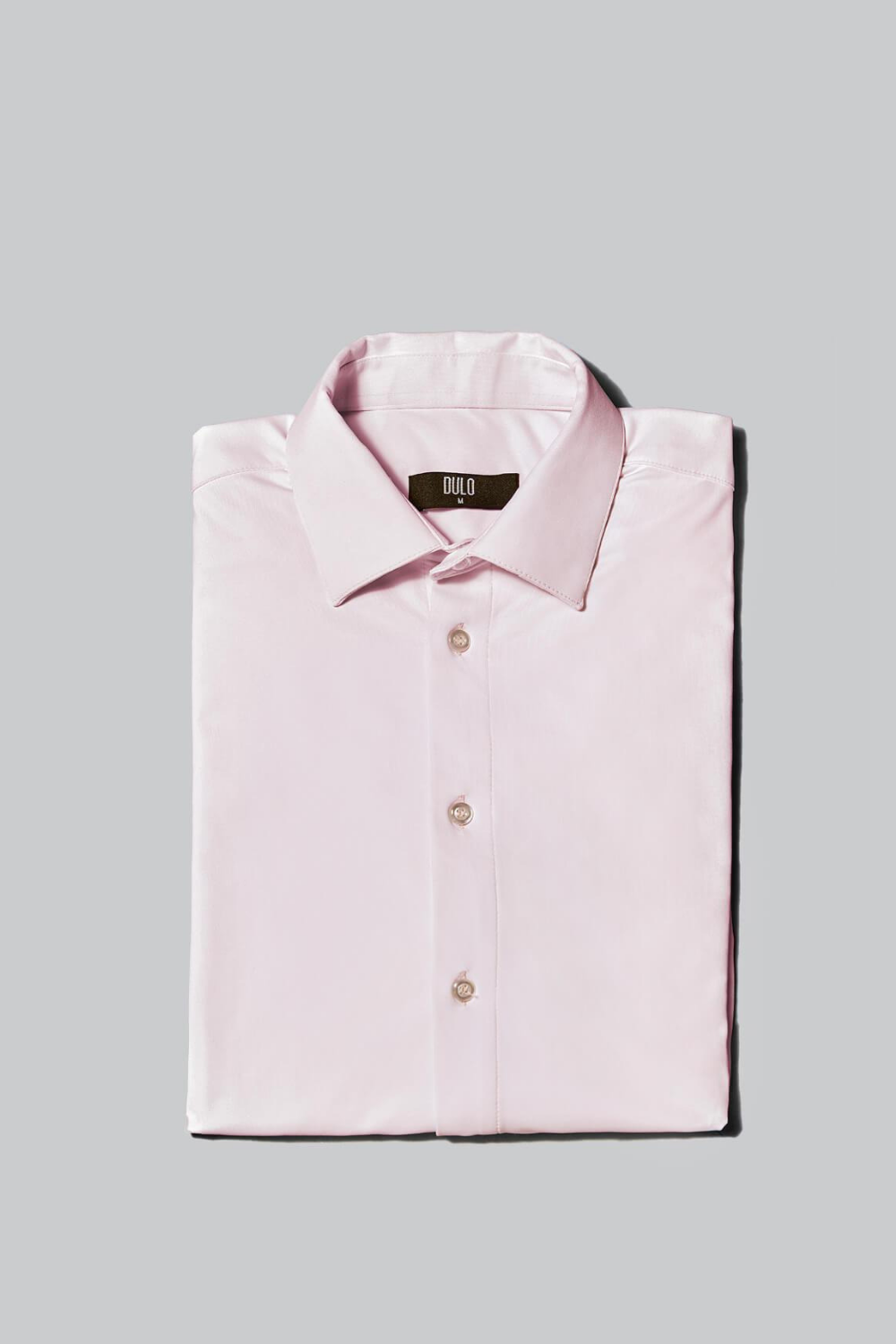 DULO Dress Shirt From Performance Fabric - Rose