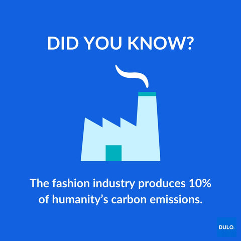 DULO Persus Blog - The Truth About Fast Fashion