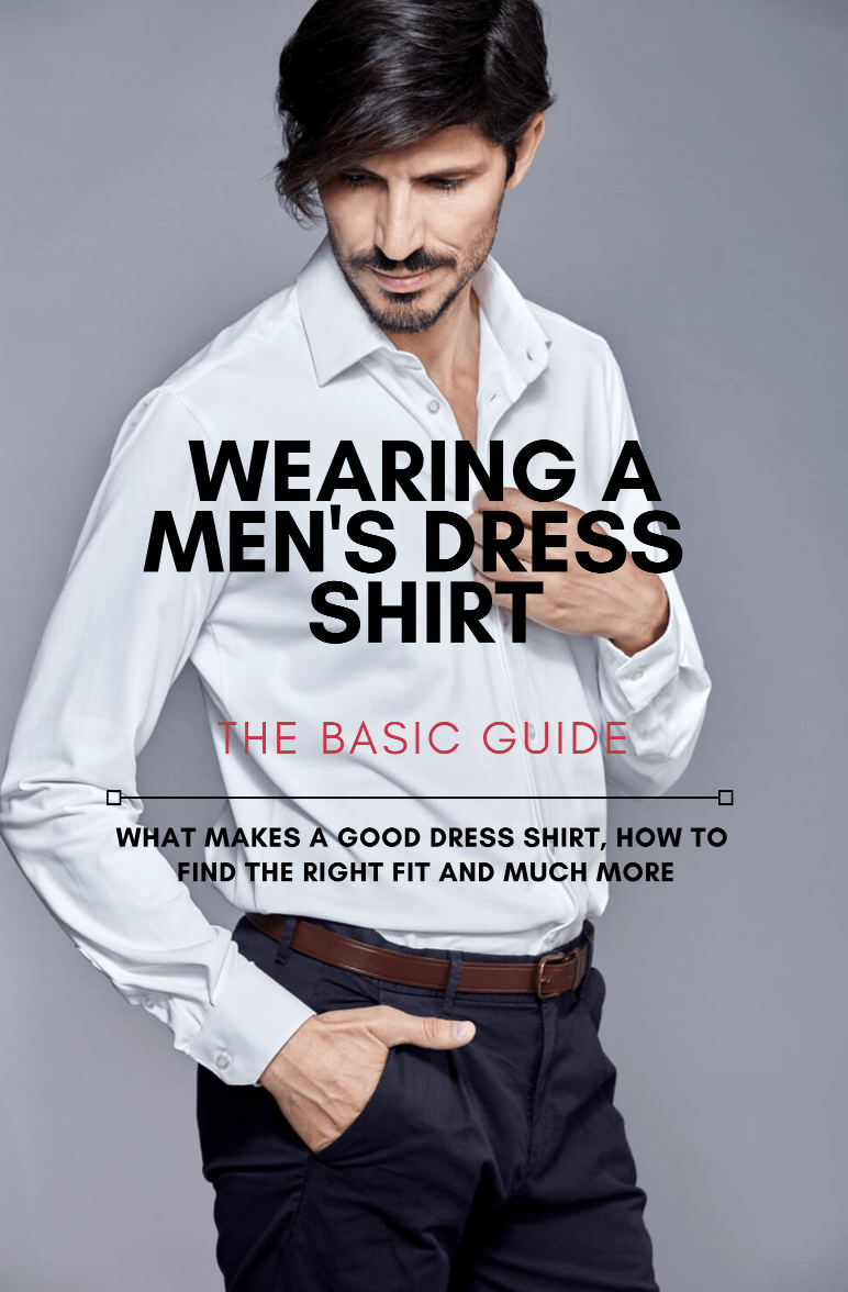 DULO - The basic guide for wearing a mens dress shirt