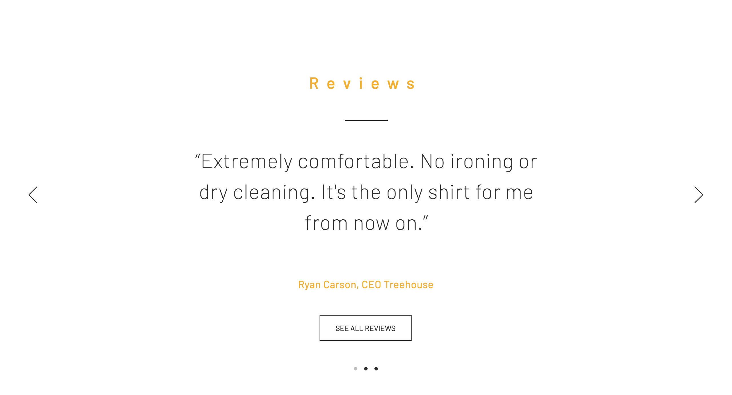 DULO Performance Dress Shirt Reviews