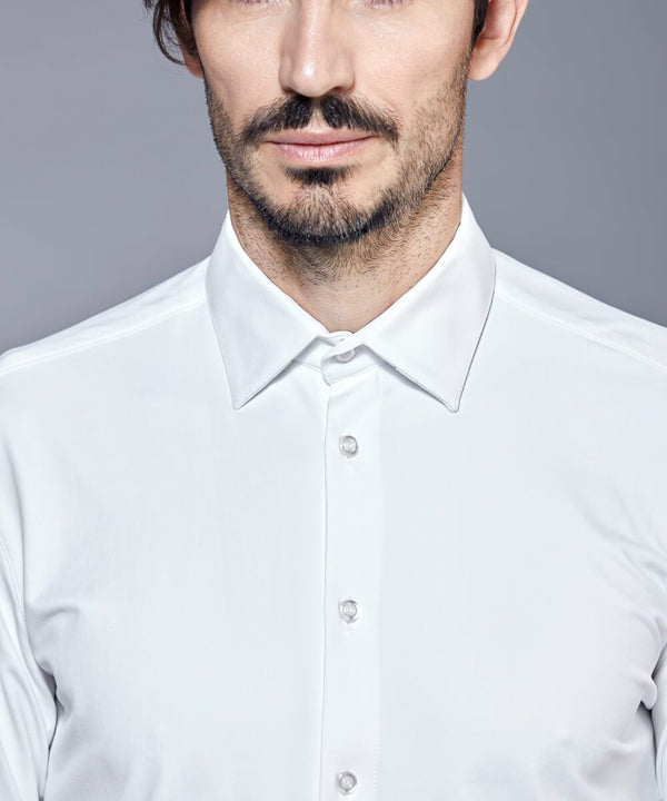 DULO White dress shirt