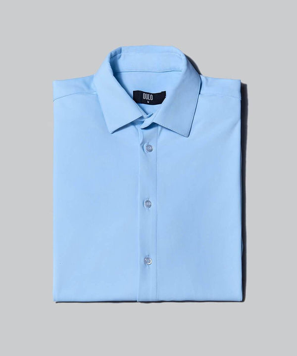 Performance Dress Shirt DULO Blue