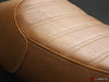 LUIMOTO SIXTY 8 | VINTAGE RIBBED SEAT COVERS FOR TRIUMPH THRUXTON 04-15
