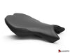 LUIMOTO BASELINE RIDER SEAT COVERS FOR TRIUMPH DAYTONA 675 13-17