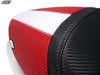 LUIMOTO CORSE RIDER SEAT COVERS FOR DUCATI MONSTER 00-07