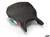 LUIMOTO TEAM ITALIA RIDER SEAT COVERS FOR DUCATI 749 999 03-06