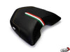 LUIMOTO TEAM ITALIA PASSANGER SEAT COVERS FOR DUCATI MULTISTRADA 1200 03-09