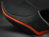 LUIMOTO R RIDER SEAT COVERS FOR KTM 1290 SUPER DUKE R 14-16