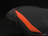 LUIMOTO RIDER SEAT COVERS FOR KTM RC390 14-18