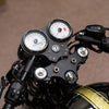 Motodemic Woodcraft Clip-Ons for Thruxton