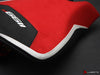 LUIMOTO R EDITION SEAT COVERS FOR DUCATI PANIGALE 1199 11-15 - FITS DP RIDER