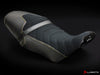 LUIMOTO RIDER SEAT COVERS FOR MOTO GUZZI GRISO 05-18