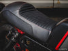 LUIMOTO RIDER SEAT COVERS FOR MOTO GUZZI V7 RACER 11-18