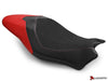 LUIMOTO BASELINE RIDER SEAT COVERS FOR DUCATI MONSTER 821 1200 17-18