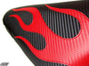LUIMOTO FLAME RIDER SEAT COVERS FOR HONDA CBR900RR 92-99