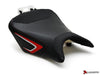 LUIMOTO TEAM HONDA RIDER SEAT COVERS FOR HONDA CBR500R CB500F 13-15