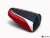 LUIMOTO TRI-COLOUR PASSANGER SEAT COVERS FOR HONDA CBR300R CB300F 15-18