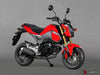 LUIMOTO RIDER SEAT COVERS FOR HONDA GROM 16-18