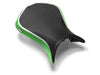 LUIMOTO TEAM KAWASAKI RIDER SEAT COVERS FOR KAWASAKI ZX-6R 07-08