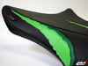 LUIMOTO MONSTER EDITION RIDER SEAT COVERS FOR KAWASAKI ZX-10R 11-15