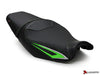 LUIMOTO TEAM KAWASAKI RIDER SEAT COVERS FOR KAWASAKI ZX-14R 12-18