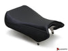 LUIMOTO BASELINE RIDER SEAT COVERS FOR SUZUKI SV650 SV1000 03