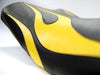 LUIMOTO FLAME EDITION RIDER SEAT COVERS FOR YAMAHA R6 08-16