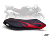 LUIMOTO FLAME EDITION RIDER SEAT COVERS FOR YAMAHA R1 02-03