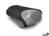 LUIMOTO RAVEN EDITION PASSANGER SEAT COVERS FOR YAMAHA FZ1 06-15