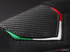 LUIMOTO TEAM ITALIA RIDER SEAT COVERS FOR MV AGUSTA F3 675 800 12-18